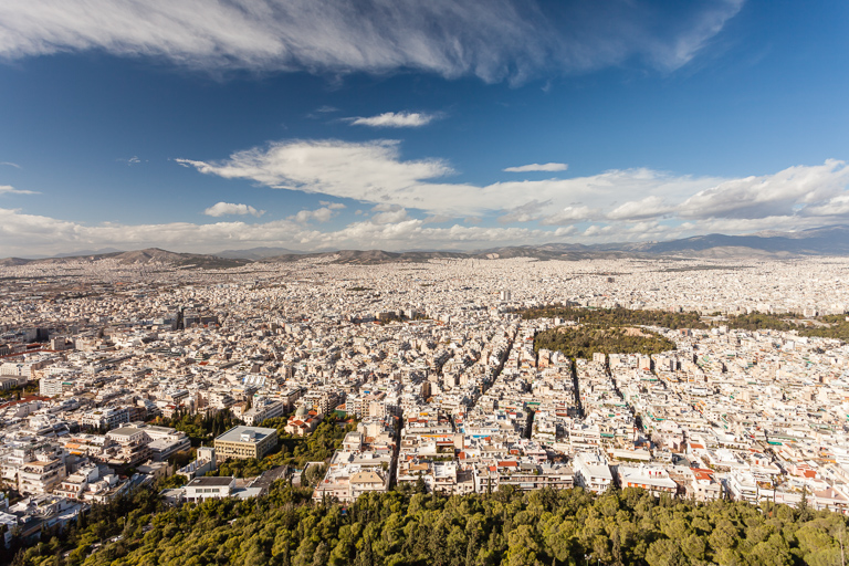 View from the Lycabettus