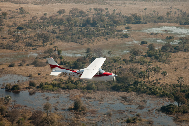 Okavango Flight