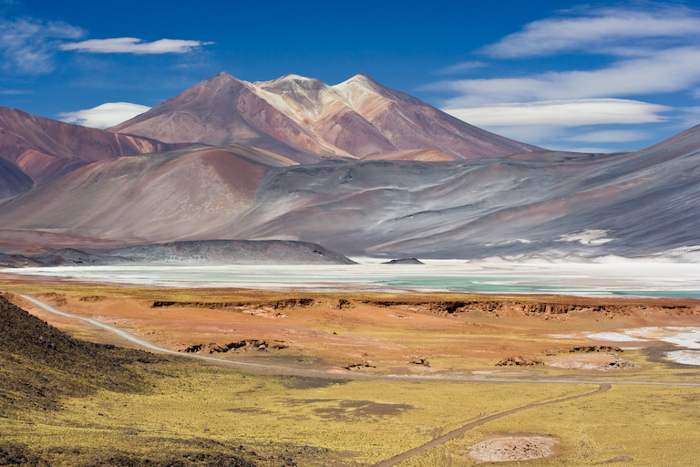 Northern Chile<br />Atacama: deserts, geysers and salares