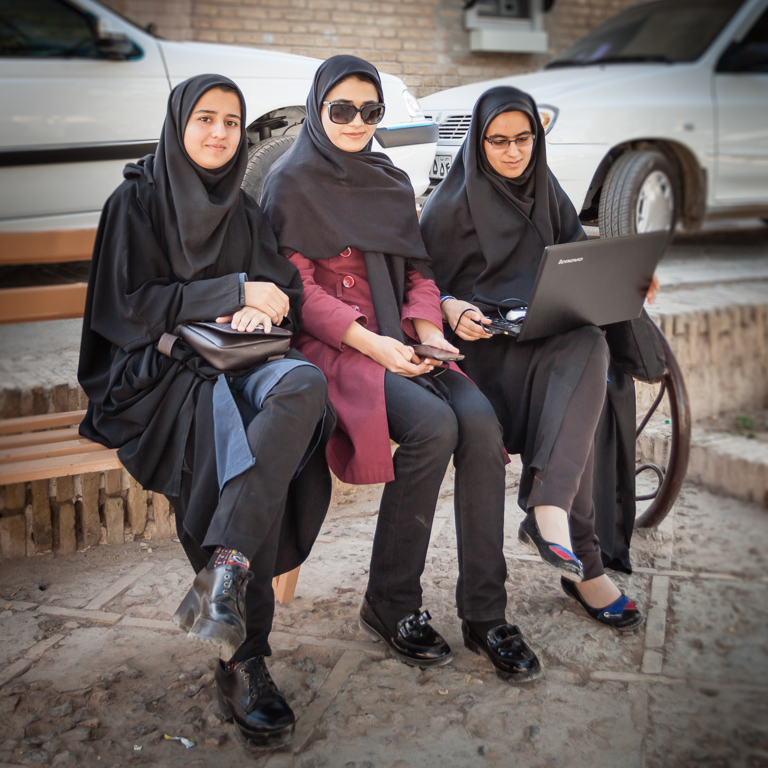 Girls of Yazd