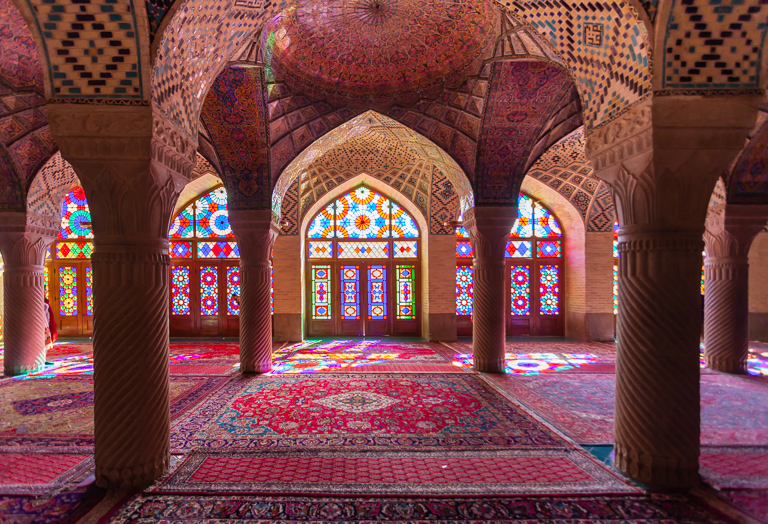 Iran<br />Throughout history, religion and poetry in modern Persia