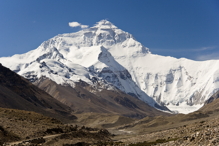 CHOMOLANGMA (Mt.Everest)